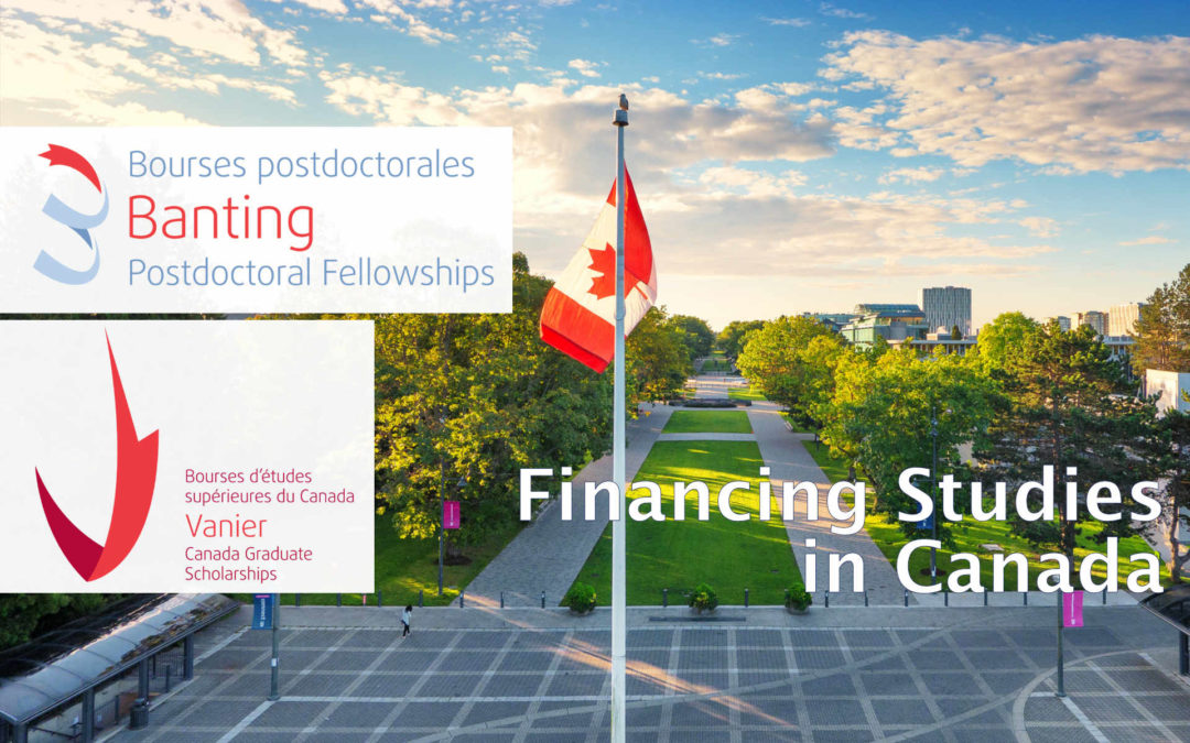 Financing Studies In Canada