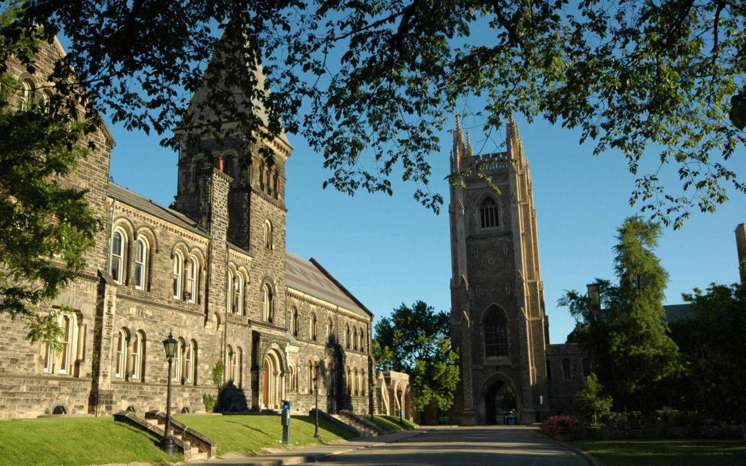 Study in University of Toronto