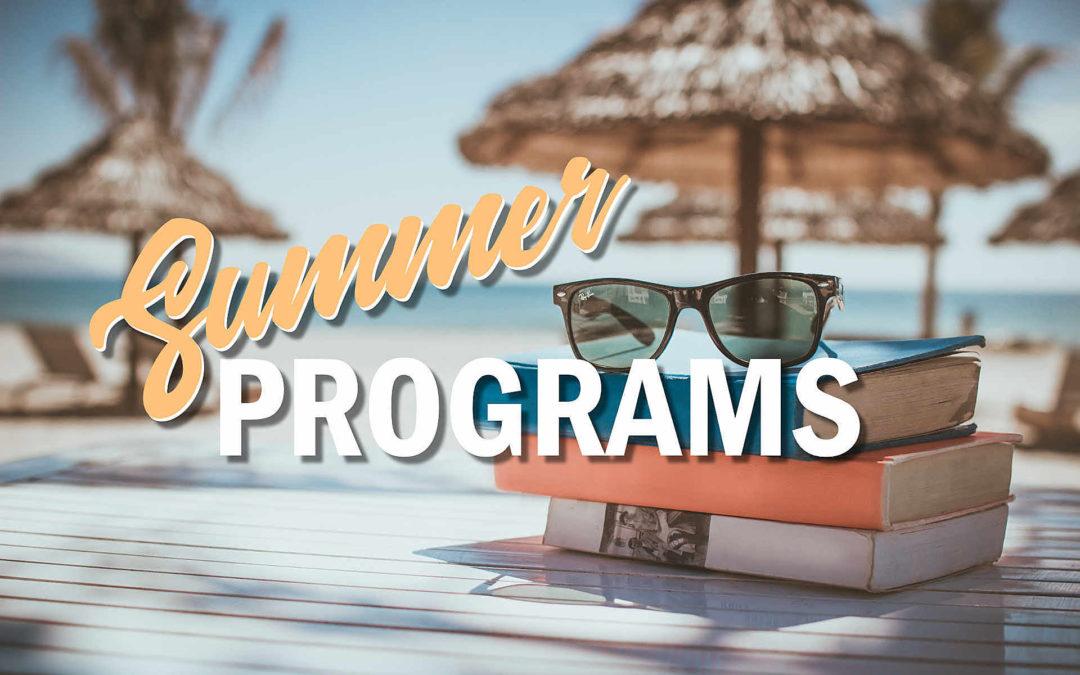 Importance of a good Summer Program