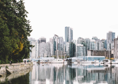 Canada-Stanley Park-Vancouver - Photo by the Bialons on Unsplash