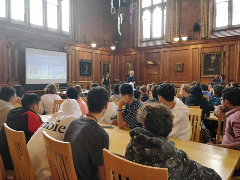 Summer Programme at Cambridge University
