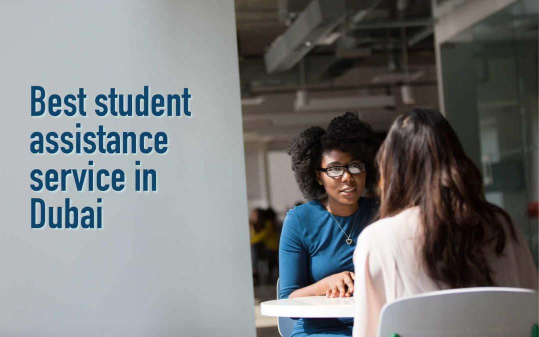 Best student assistance service in Dubai