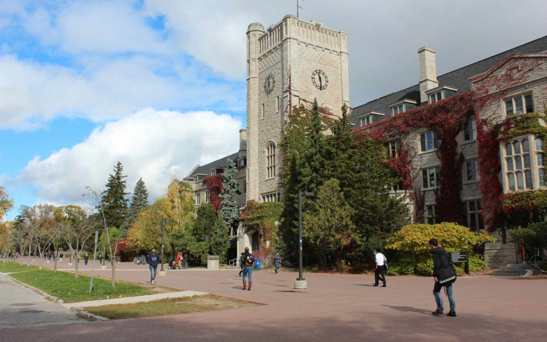 Admission in University of Guelph, Ontario, Canada