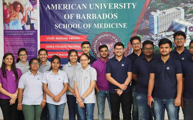 Study medicine in Caribbean