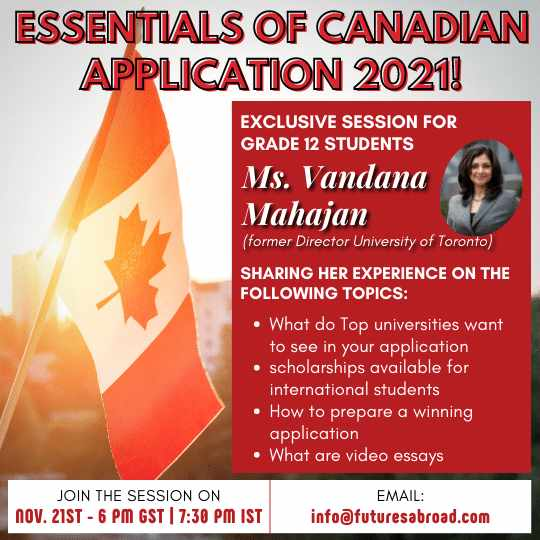Essentials of Canadian Application