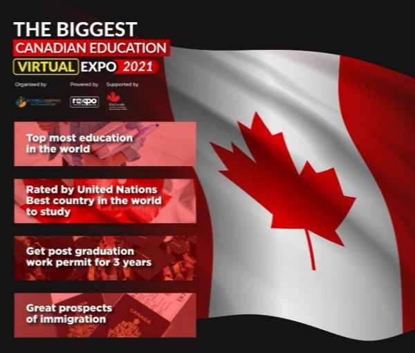 Canadian Education Virtual Expo 2021