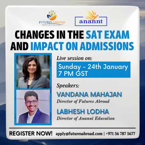 Changes in SAT Exam and Impact on Admissions